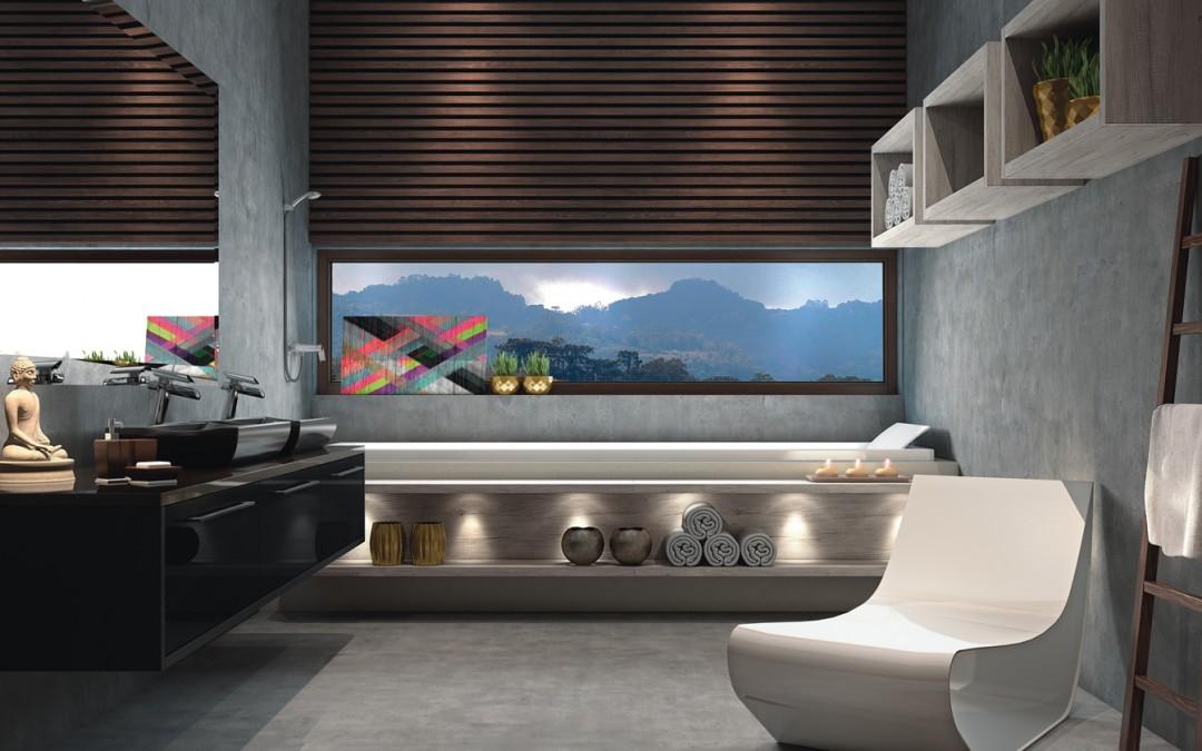 Banheiro Toscana