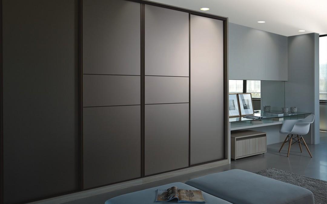 Closet Argentato Bronze