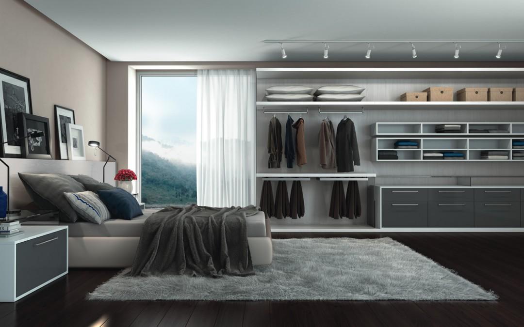Closet Monte Bianco